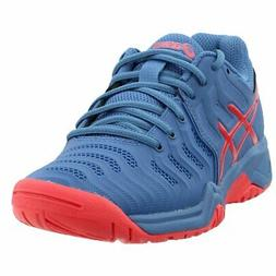 ASICS Gel-Resolution 7 GS Tennis Shoes - Red - Boys