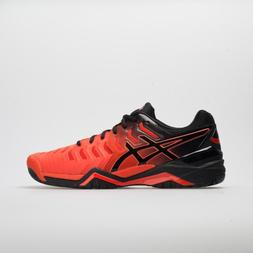 Asics GEL RESOLUTION 7 Men's E701Y.801 Cherry Tomato/Black T