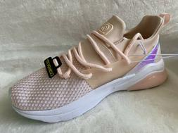 Champion C9 Girls Sneakers Sz 1 Surpass Performance Peach At