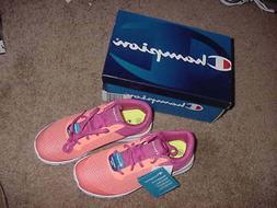 GIRLS CHAMPION GUSTO XT II TENNIS SHOES SNEAKERS NEW SIZE 3