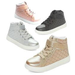 Girls Kids Tennis Shoes New Style Size 11-3 New Sneakers