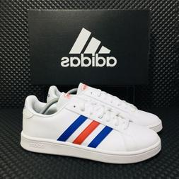 Adidas Grand Court Base Men's Athletic Tennis Shoes Casual