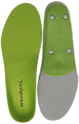 Superfeet Green Heritage Insoles,Green,D: 8.5 - 10 US Womens