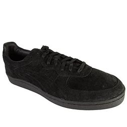 Onitsuka Tiger GSM Fashion Sneaker, Black/Black, M US