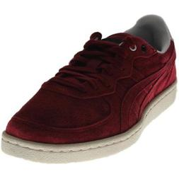 ASICS GSM Tennis Shoes - Burgundy - Mens