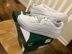 Puma GV Special + All White Size 11.5 New With Box