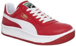 PUMA Gv Special Lace-Up Fashion Sneaker,Ribbon Red/White,13