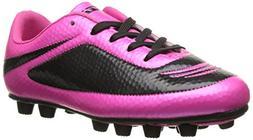 Vizari Infinity FG 93344-8.5 Soccer Cleat  Pink/Black, 8.5 M