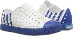 Native Kids Shoes Unisex Jefferson Block  Shell White/Victor