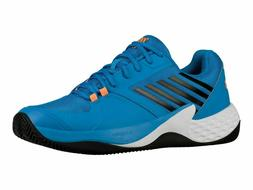 K-SWISS Aero Court Men's Tennis shoes Brilliant Blue/Neon Or