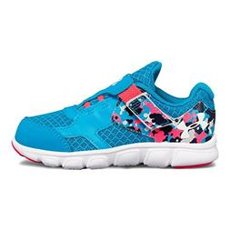 Under Armour Kids Baby Girl's UA GINF Thrill RN AC  Blue Shi