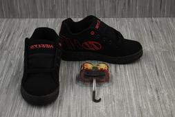 Heelys Kids Split Wheeled Skate Shoes, Little Kid's Size 2,
