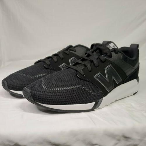 NEW 009 MS009BK1 SHOES MAGNET GRAY NB SIZE