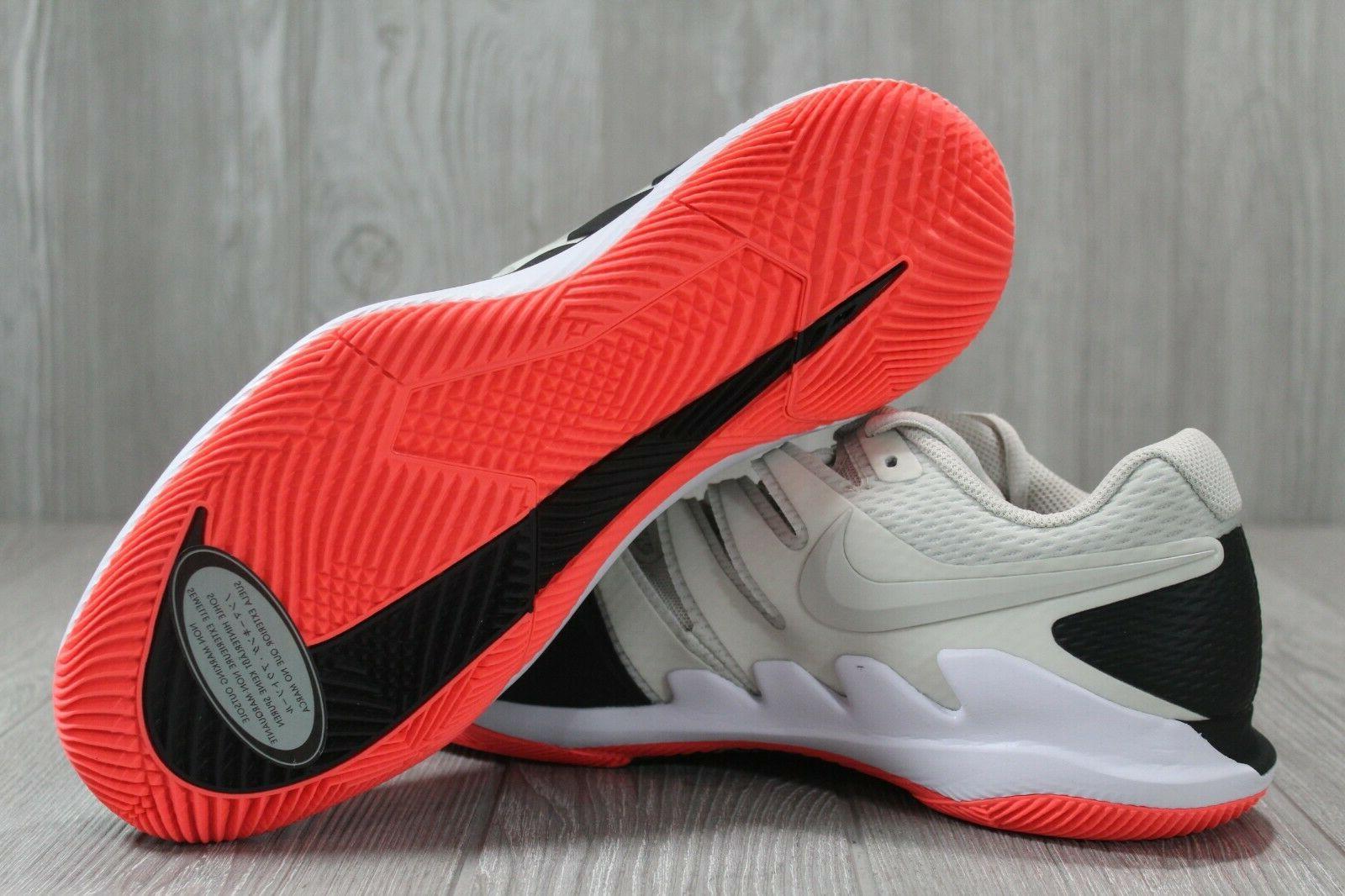 50 Nike Air Zoom Vapor Black Tennis 007 Size