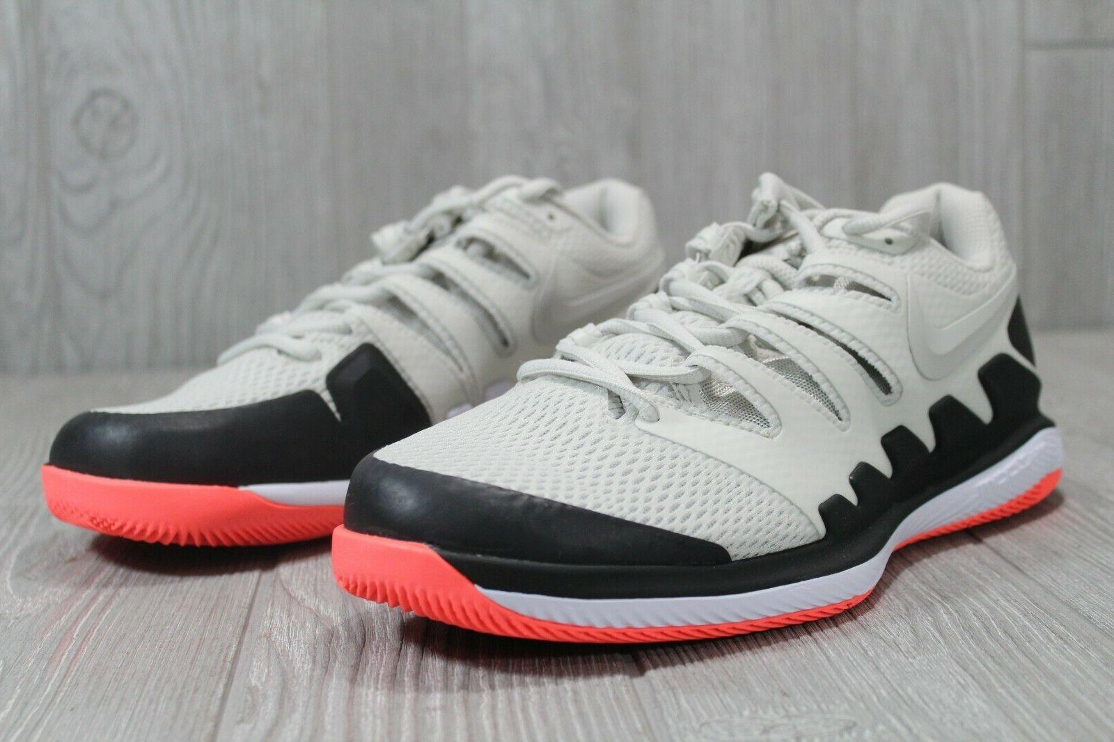 50 Nike Zoom Black Tennis Shoes 007 Size