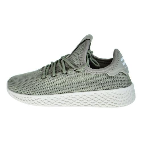 Adidas Pharrell Williams Tennis HU Little Kids' Shoes Beige