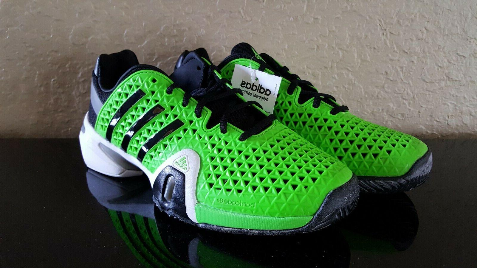 adipower barricade tennis shoes andy murray ny