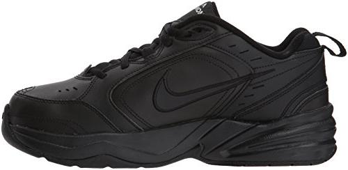 Nike Air Monarch Black/Black,