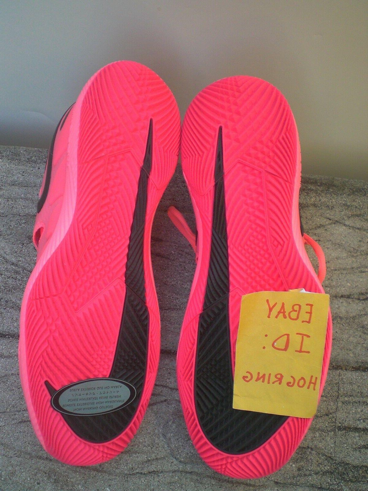 Nike Air Zoom Vapor X HC Lava Tennis SZ 10