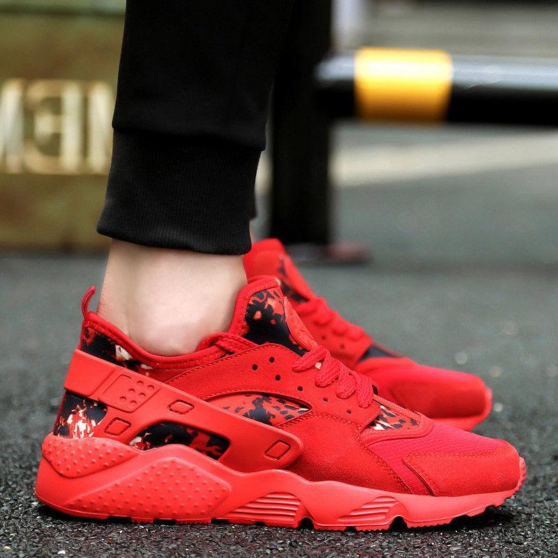 Athletic Shoes Sneakers Walking Breathable