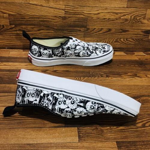 Vans Skulls Casual Shoe