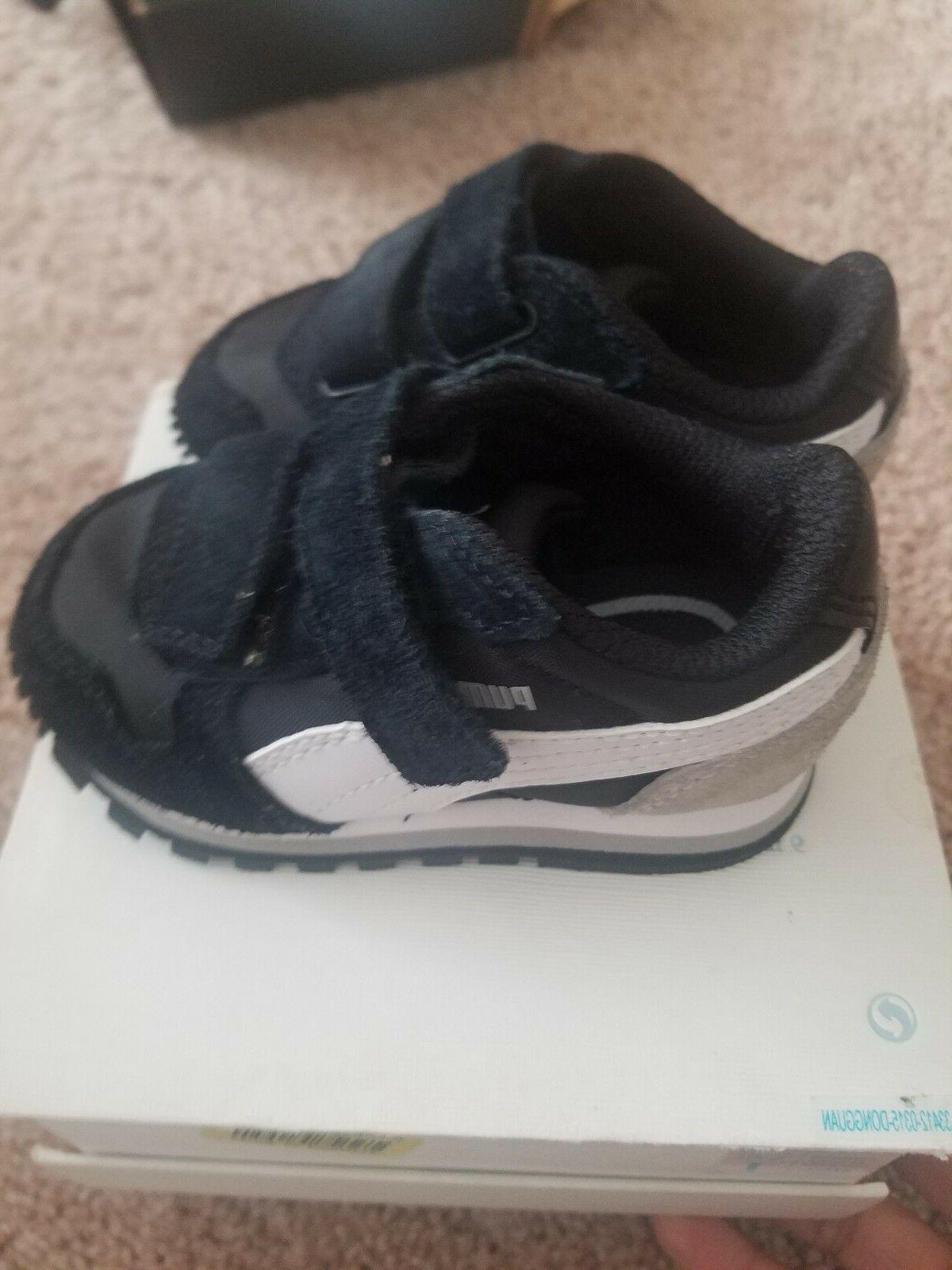 baby tennis shoe size 4