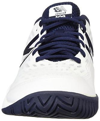 Balance Court Tennis White, 8 D