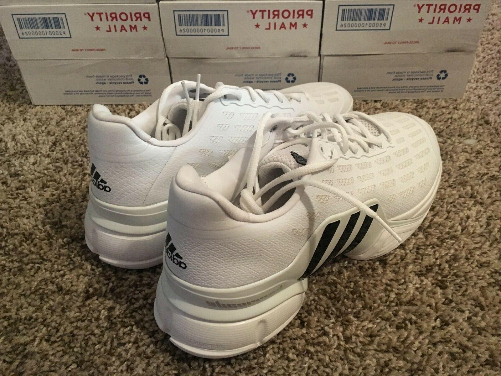 Adidas Barricade Grass AF6790 Size 14