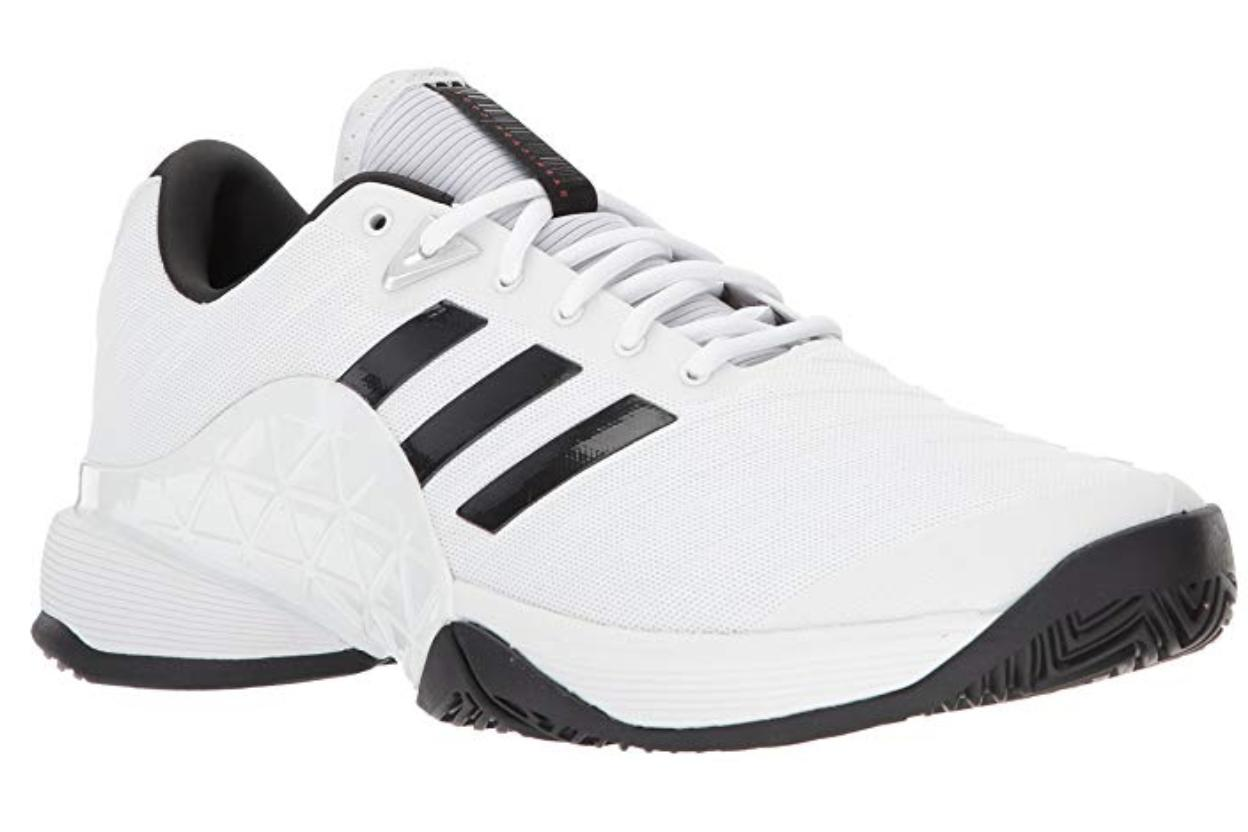 barricade 2018 tennis sneaker shoe white casual