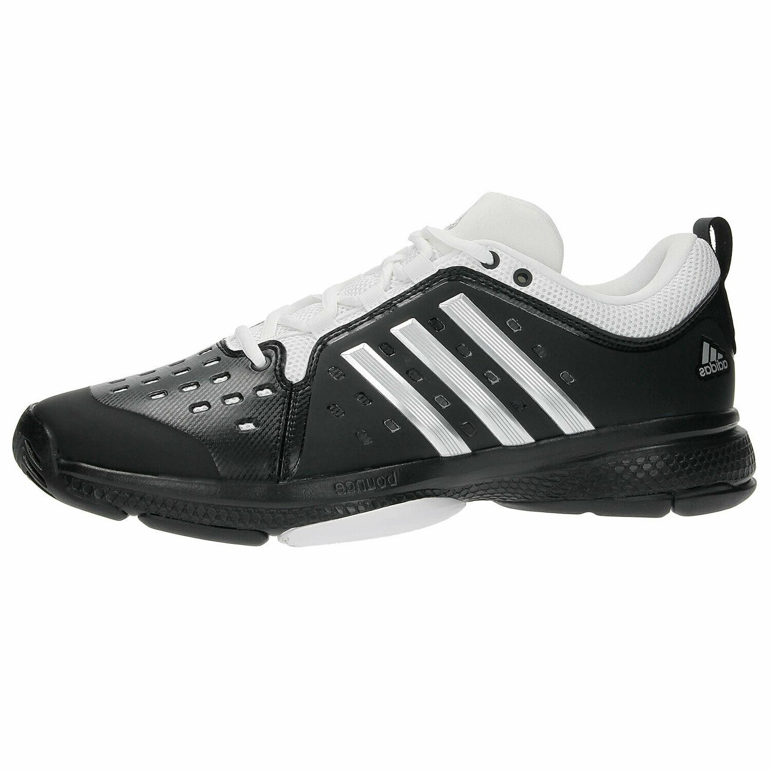 ADIDAS BARRICADE CLASSIC TENNIS SHOES CG3108 $100