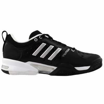 adidas Barricade Classic 4E Shoes - Black