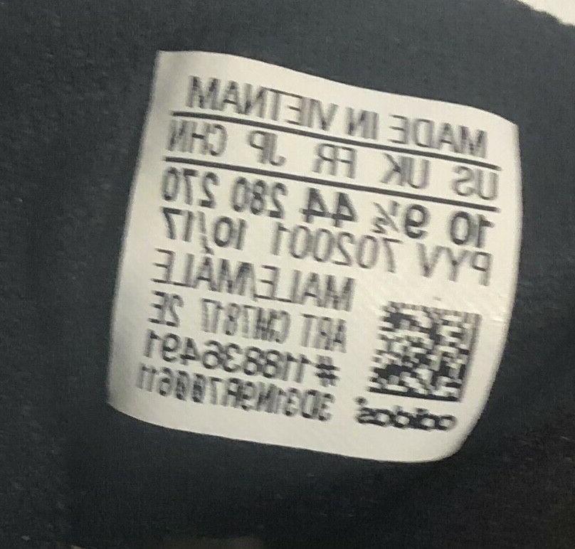 Adidas barricade CM7817 - US size 10 - white -