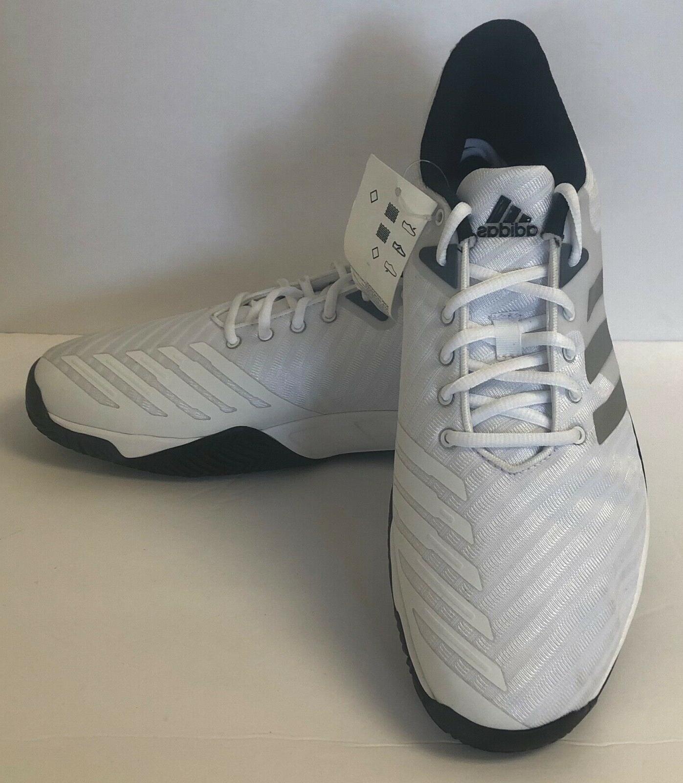Adidas barricade court CM7817 size -