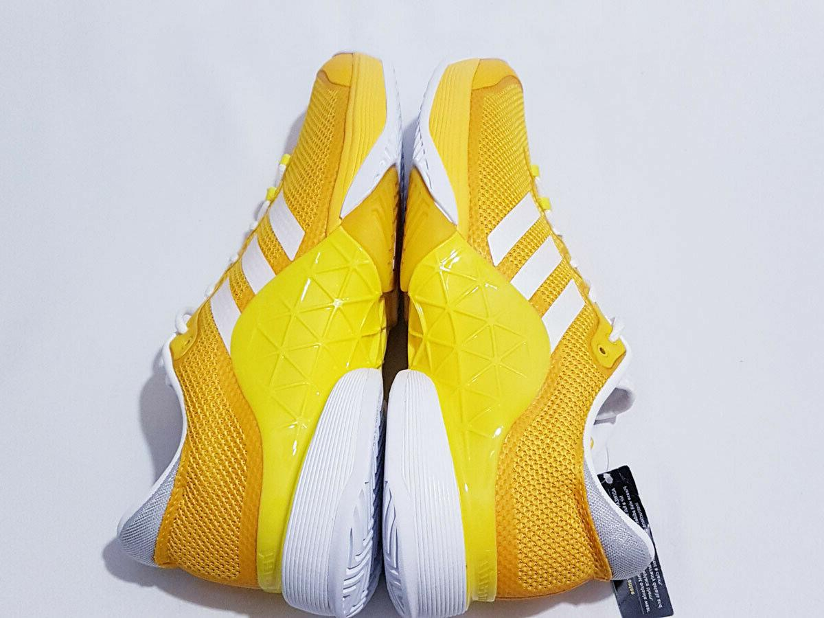 Adidas Tennis Shoes Yellow/White BY1623