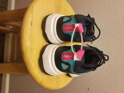 Adidas Barricade Womens Shoes Classic Bounce AdiTuff Blue/Silver