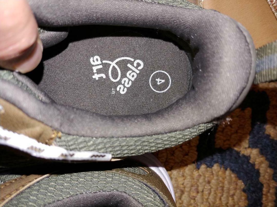 Boys 4 - Art Class Tennis Shoes - Brown