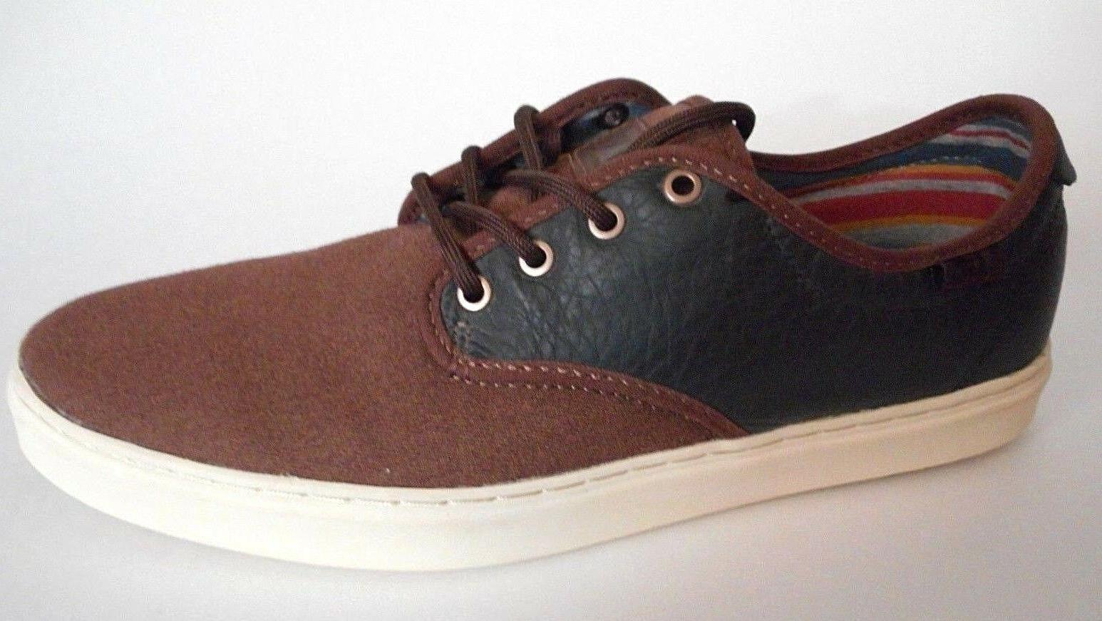 brand new size 9 brown antique black