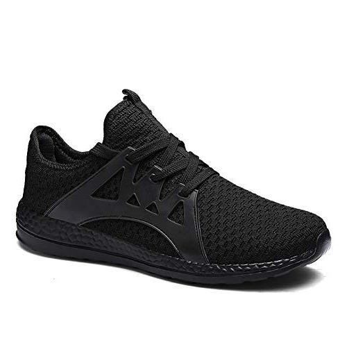 breathable tennis sneaker lightweight gym