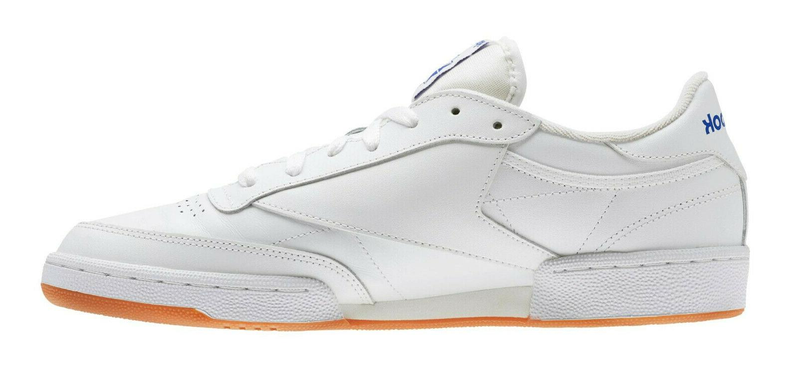 Reebok 85 Royal, Gum Mens Sneakers Tennis