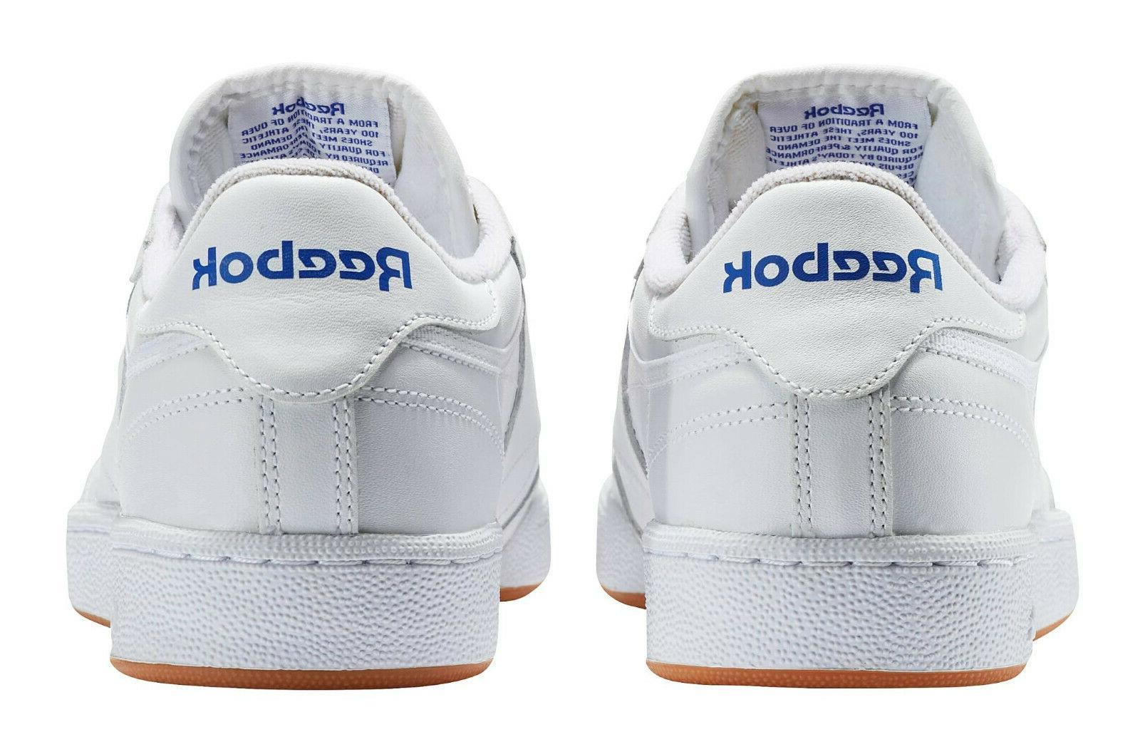 Reebok C 85 Gum Mens Sneakers AR0459