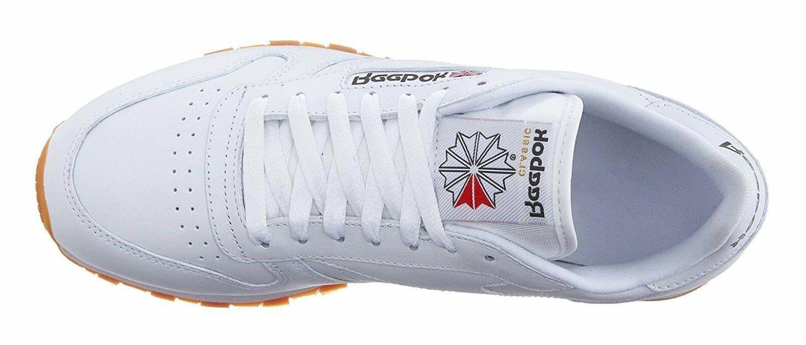 Reebok Classic Gum Tennis Shoes 49797