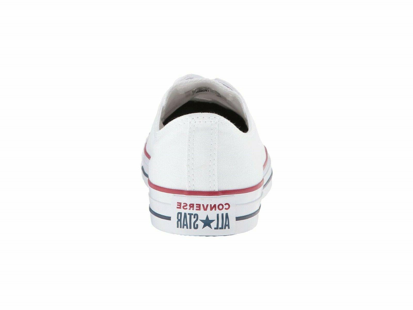 Converse Unisex Chuck All Optical Low Top Sneaker
