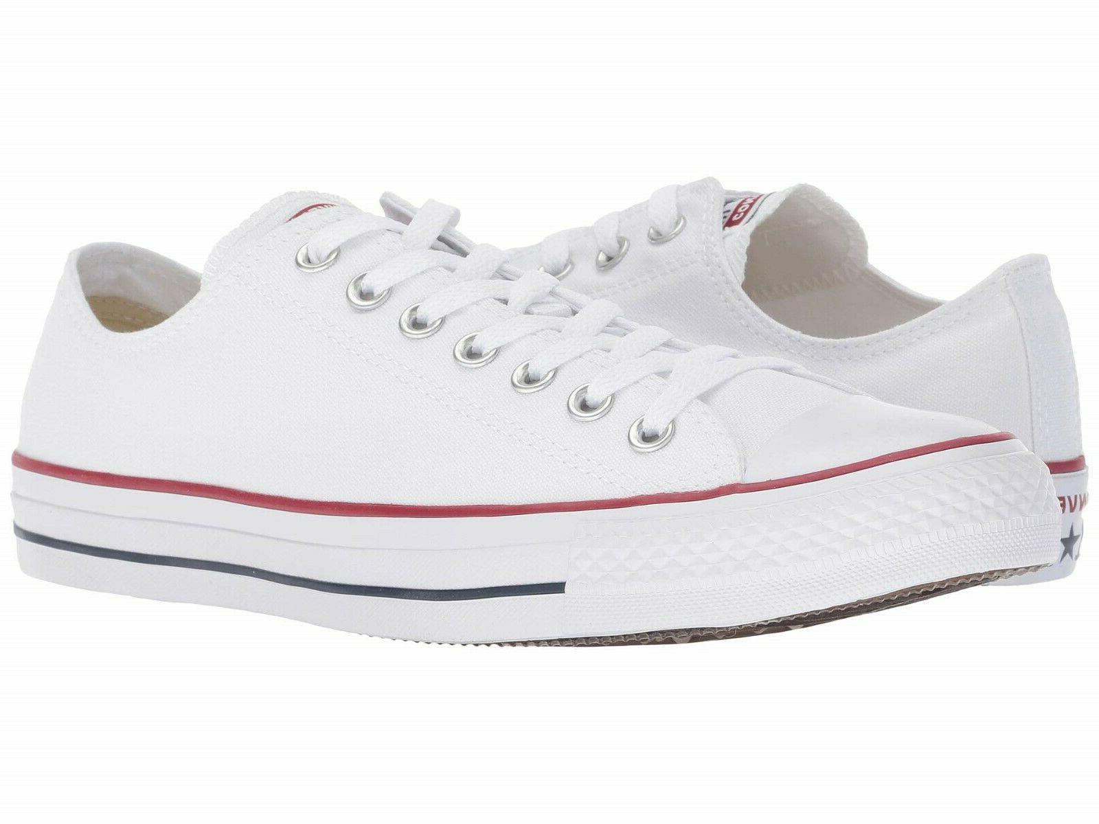 Converse Unisex Chuck All Optical Low Sneaker