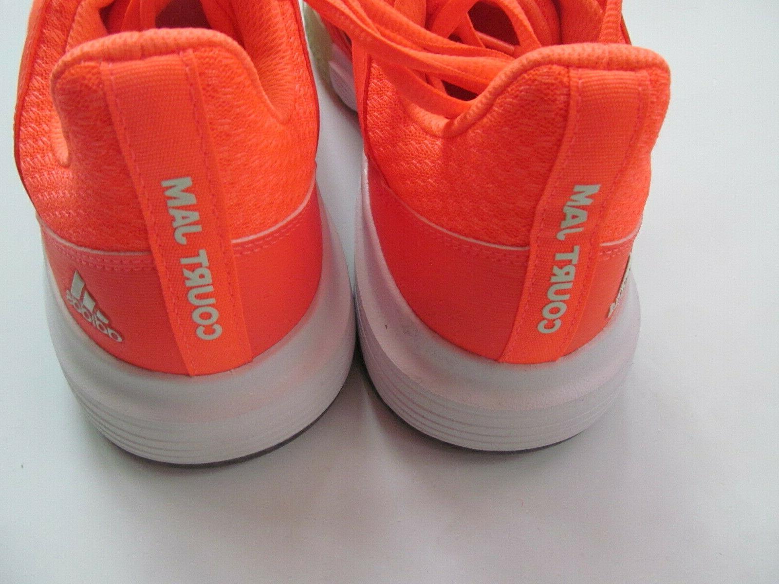 Adidas Bounce Tennis EF2478 man orange 9.5 10