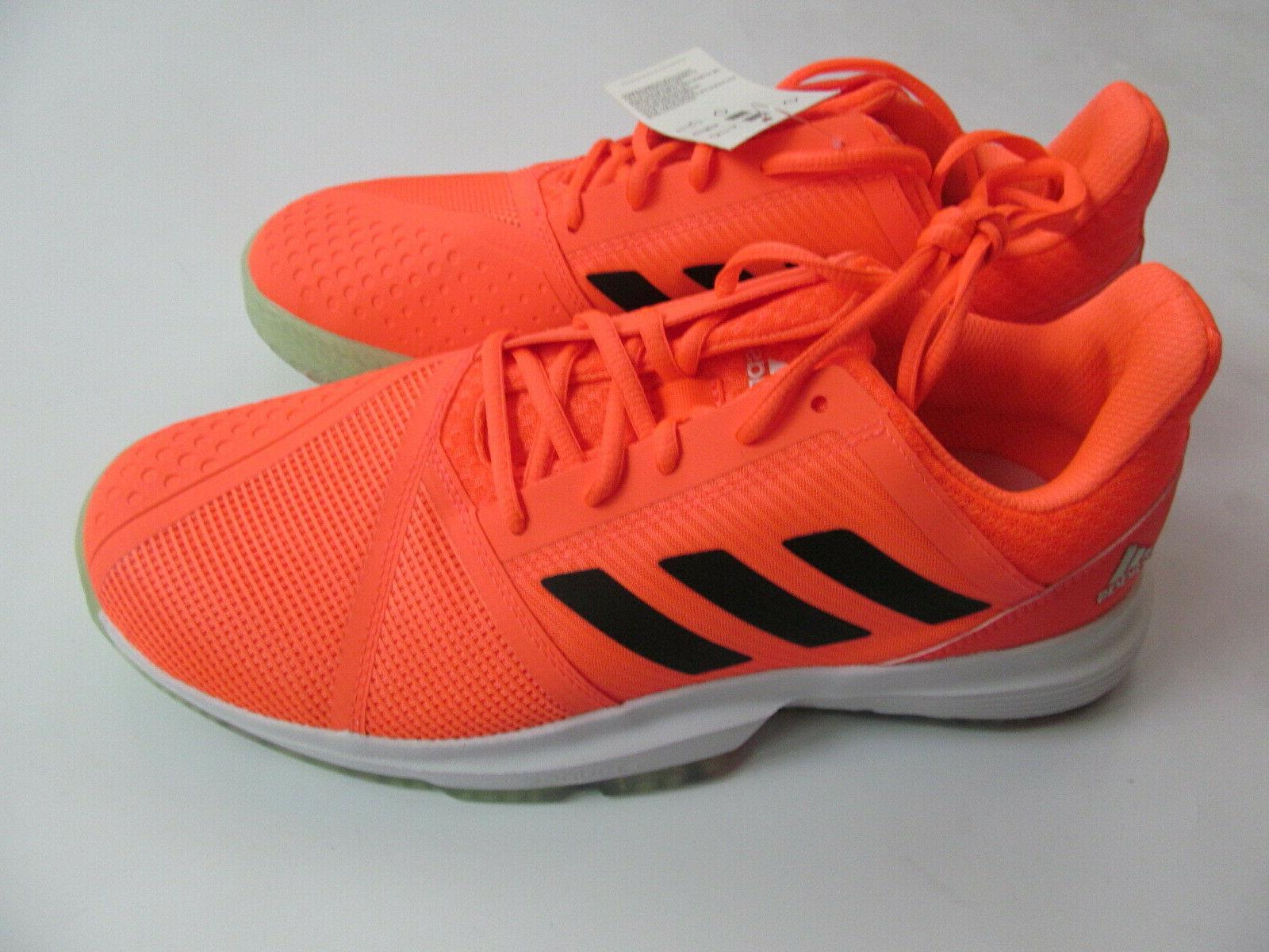 courtjam bounce tennis ef2478 man orange shoes