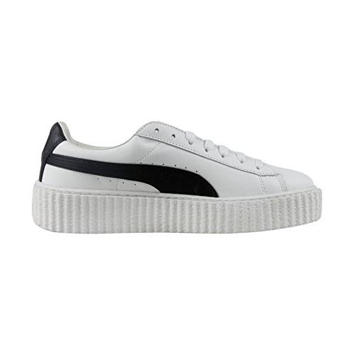PUMA Women's Creeper Puma White/Puma Black US