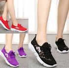 Fashion Women Tennis Shoes Ladies Casual Athletic Walking Ru