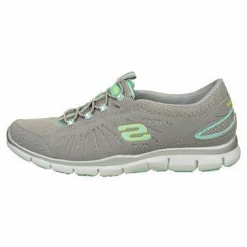 Skechers Gratis In Motion Womens Casual Sneakers Blue 5.5