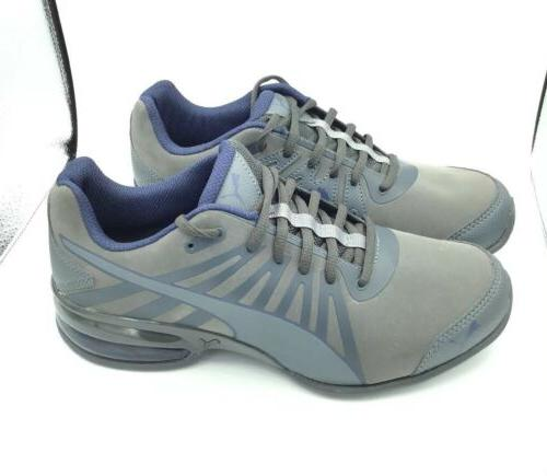 Puma Grey Kilter Cross Sneakers Mens