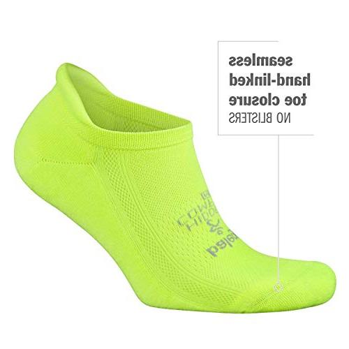 Hidden Comfort Athletic No Socks for Men and Women with -